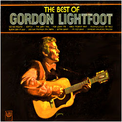 Cover image of The Best Of Gordon Lightfoot