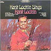 Cover image of Hank Locklin Sings Hank Locklin