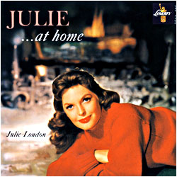 Cover image of Julie At Home