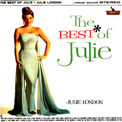 Cover image of The Best Of Julie London