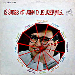 Image of random cover of John D. Loudermilk