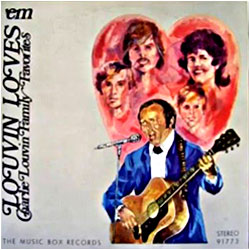 Cover image of Louvin Loves 'em