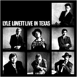 Cover image of Live In Texas