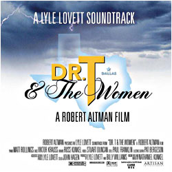 Cover image of Dr. T And The Women