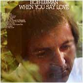 Cover image of When You Say Love