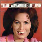 Cover image of You Ain't Woman Enough