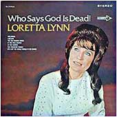 Cover image of Who Says God Is Dead