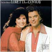 Cover image of The Very Best Of Loretta & Conway