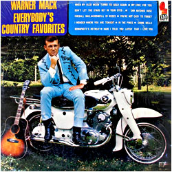 Cover image of Everybody's Country Favorites