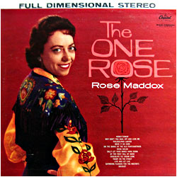 Image of random cover of Rose Maddox