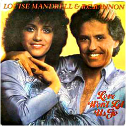 Image of random cover of Louise Mandrell