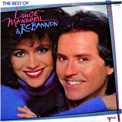 Cover image of The Best Of Louise Mandrell  And R.C. Bannon