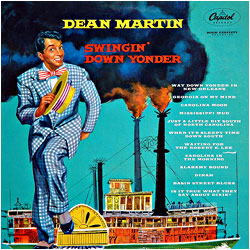 Cover image of Swingin' Down Yonder