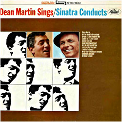 Cover image of Sings Sinatra Conducts
