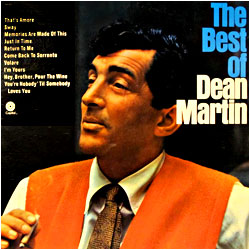 Cover image of The Best Of Dean Martin
