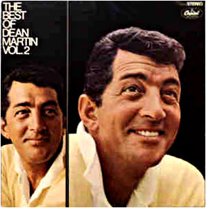 Cover image of The Best Of Dean Martin 2