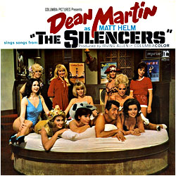 Cover image of Songs From The Silencers