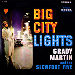 Cover image of Big City Lights
