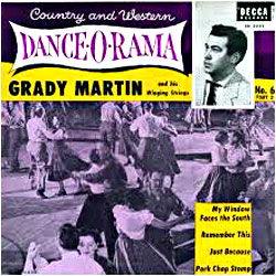 Cover image of Country And Western Dance-O-Rama