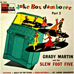 Cover image of Juke Box Jamboree