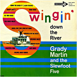 Cover image of Swingin' Down The River