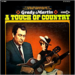 Cover image of A Touch Of Country