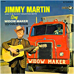 Cover image of Widow Maker