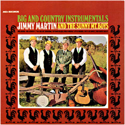 Cover image of Big And Country Instrumentals