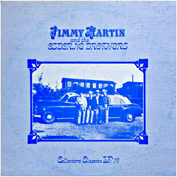 Cover image of Jimmy Martin And The Osborne Bros.