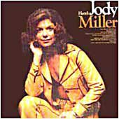 Cover image of Here's Jody Miller