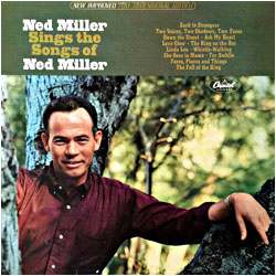 Cover image of The Songs Of Ned Miller