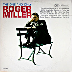 Lp discography roger miller discography cover image of the one and only roger miller stopboris Gallery