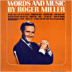 Lp discography roger miller discography cover image of words and music by roger miller stopboris Gallery