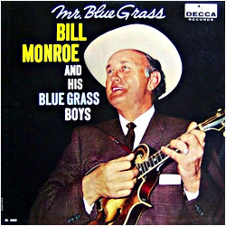 Cover image of Mr. Blue Grass