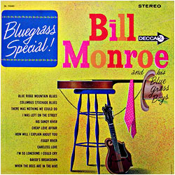 Image of random cover of Bill Monroe