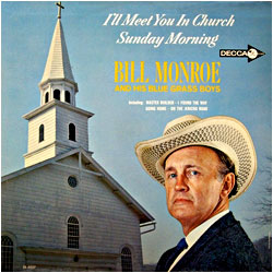 Cover image of I'll Meet You In Church Sunday Morning