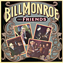 Cover image of Bill Monroe And Friends