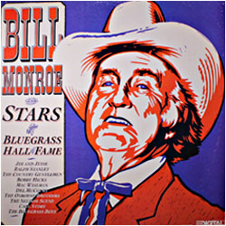 Cover image of Stars Of The Bluegrass Hall Of Fame