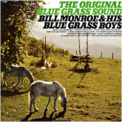 Cover image of The Original Bluegrass Sound