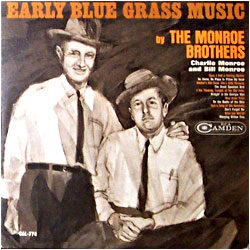 Cover image of Early Bluegrass Music