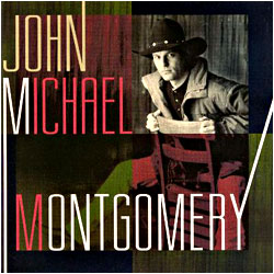 John Michael Montgomery - image of cover