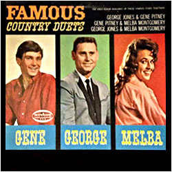 Cover image of Famous Country Duets