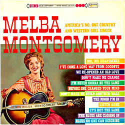 Cover image of America's No.1 Country And Western Girl Singer