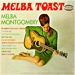 Cover image of Melba Toast