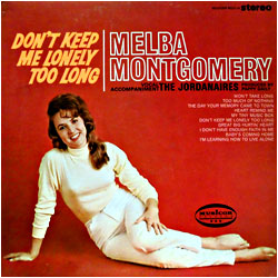 Cover image of Don't Keep Me Lonely Too Long
