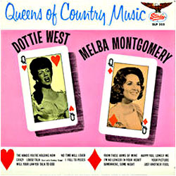 Cover image of Queens Of Country Music