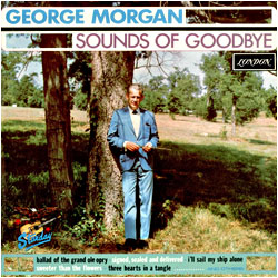 Cover image of Sounds Of Goodbye