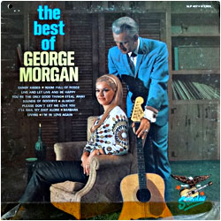 Cover image of The Best Of George Morgan