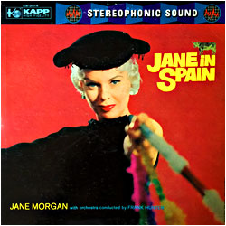 Cover image of Jane In Spain