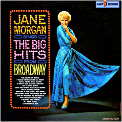Cover image of The Big Hits From Broadway